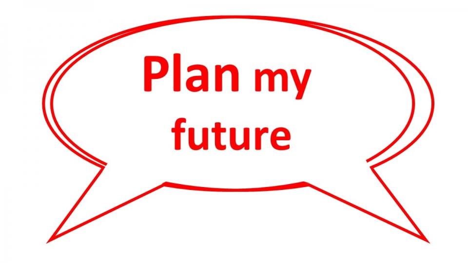 Secondary School - My Future My Choice