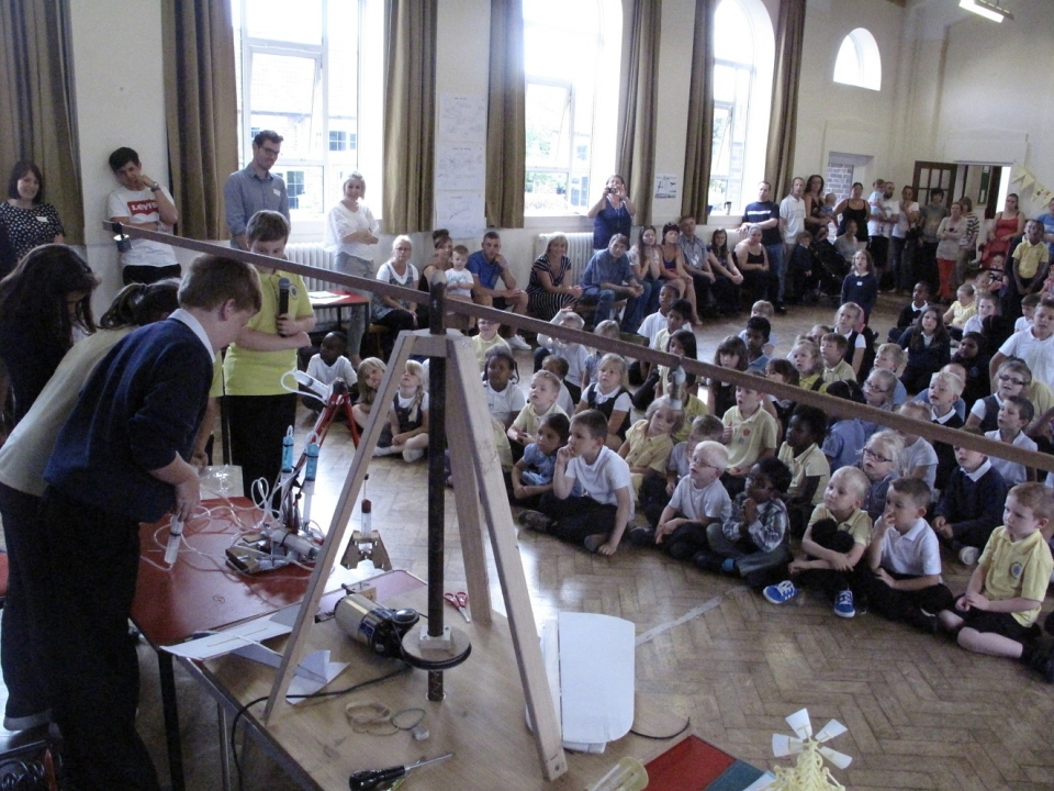 fonthill primary school science day - - blog